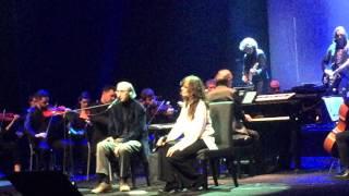 Battiato e Alice - Nomadi @ Auditorium della Conciliazione  Roma 17 03 2016
