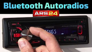 Autoradio mit Bluetooth | Review | Auch aktuelle Autoradios mit Bluetooth