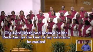 "Oh Magnify the Lord Medley"", Trinity Choir"