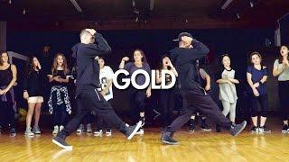 Kiiara  - Gold (Dance Video) | Mihran Kirakosian Choreography