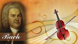Música clásica para la relajación, Música para Reducir Estres, Bach, ♫E115