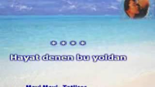Mavi Mavi Masmavi Karaoke