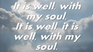 It is well with my soul  Chris Rice