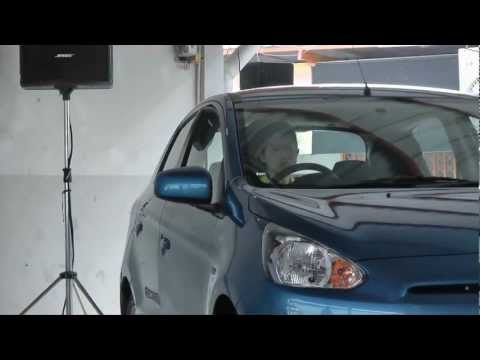 Group Test: 2012 Mitsubishi Mirage