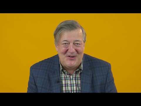 Stephen Fry's Favourite Greek Hero