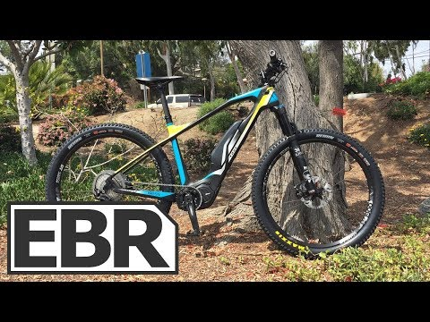 BESV TRS1 Video Review – $6.5k Ultra-Lightweight Carbon Hardtail Electric Bike