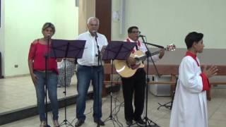 Canto de Comunhão - Missa do 3º Domingo da Quaresma (18.03.2017)