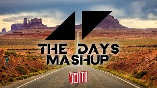 Avicii the Days 2015 Tour Mashup