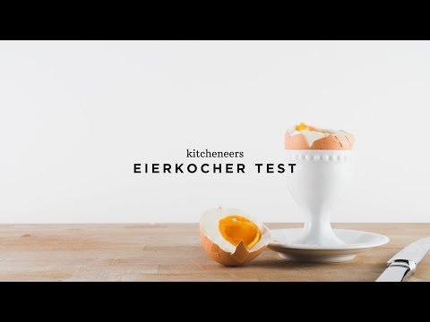 Eierkocher Test 2018: 7 Eierkocher getestet (und ob man Eier wirklich anstechen muss?!)
