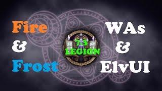elvui profiles frost mage - मुफ्त ऑनलाइन वीडियो