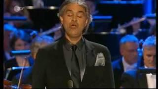 Andrea Bocelli O surdato 'nnamurato