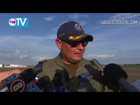 Helicópteros apagafuego de El Salvador y Honduras se suman a las acciones en Reserva Indio Maíz
