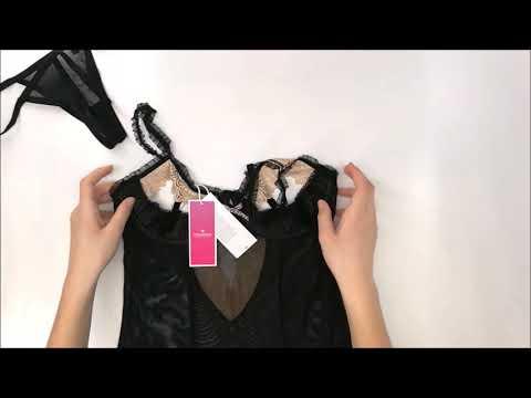 Košilka 826-CHE chemise - Obsessive