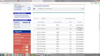 ACX search system second payment PROOF