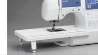 The Brother  XR9500PRW Sewing Machine