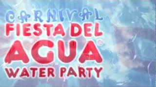 Es Paradis Fiesta del Agua Water Party 2011