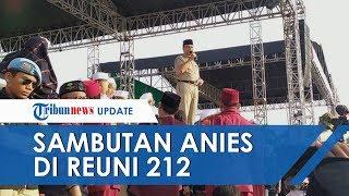 Begini Pidato Lengkap Gubernur Anies Baswedan di Acara Reuni Akbar 212 di Monas Jakarta