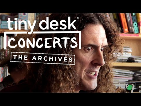 'Weird Al' Yankovic: NPR Music Tiny Desk Concert