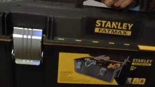 Stanley Fat Max водонепронецаемый ящик для инструмента EUR 48,95€