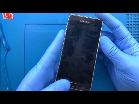 Samsung Galaxy A3 2016 Ekran Değişimi 🇹🇷 | SM-A310