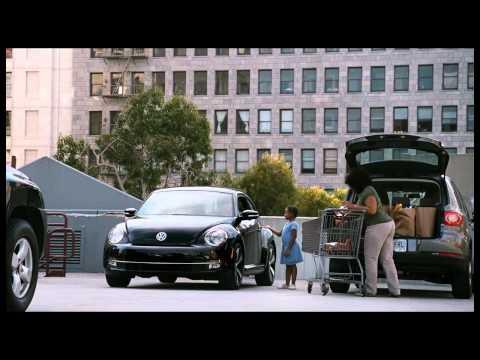 Volkswagen  Beetle Хетчбек класса C - рекламное видео 2
