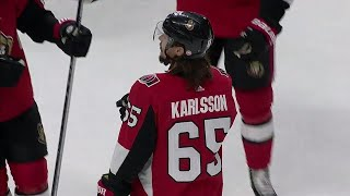 Reasons why Senators should trade Karlsson now