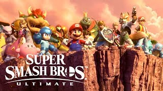 Super Smash Bros. Ultimate - 'World of Light' Official Cinematic & Adventure Mode Reveal