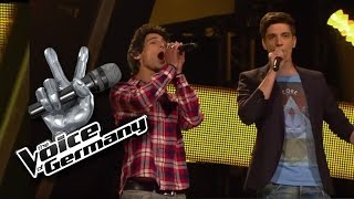 King - Years & Years | Steve vom Wege & Dany Fernandez Cover | The Voice of Germany 2015 | Audition
