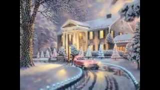 Santa Claus Is Back In Town ::: Elvis Presley & Wynonna Judd.
