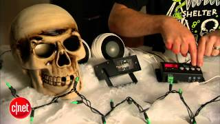 CNET How To - Animate Scary Props For Halloween