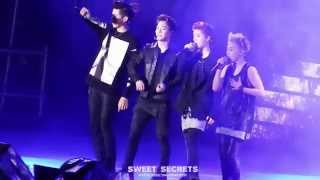 [HD FANCAM] 140420 EXO-M - Run