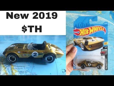 Hot Wheels 2019 Super Treasure Hunt Corvette Gowndressestrend