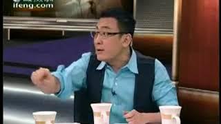 《锵锵三人行》20100407 山西矿难与人的感受(许子东 杜平)