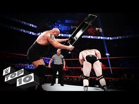 Stunning Steel Chair Attacks: WWE Top 10