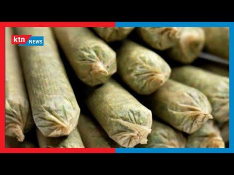 Polisi Isiolo wakamata gari lililokuwa likisafirisha kilo 19 za bangi pamoja na wanafunzi watano