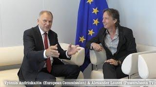 Vytenis Andriukaitis - European Commission - Commissioner