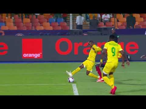 ملخص مباراة أوغاندا وزيمبابوي في كأس الأمم الإفريقية 2019