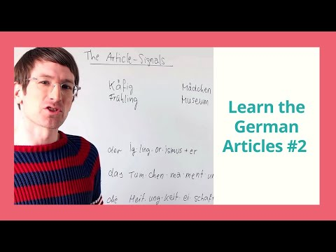 A1-B1 German Grammar Course