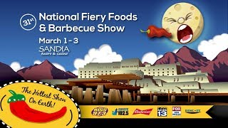 Nation Fiery Foods & BBQ Show visit
