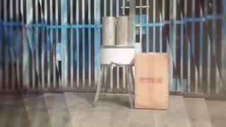 Mesin Minyak Kelapa Dara Malaysia