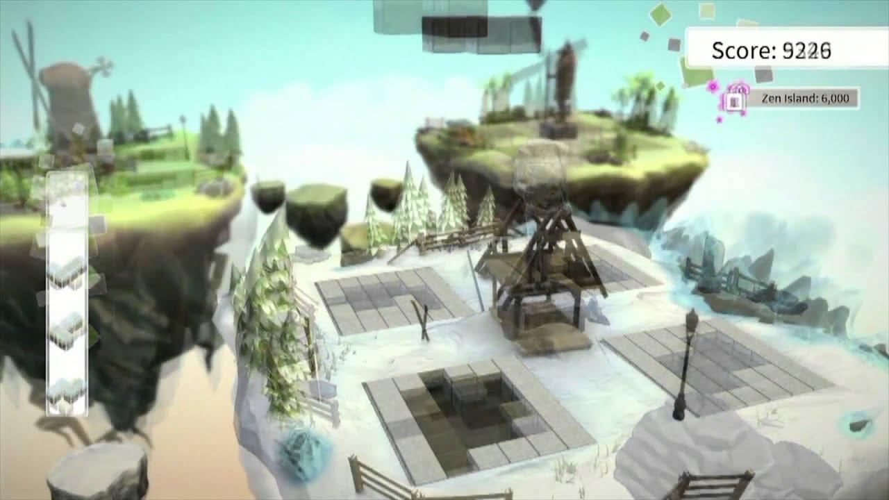 Presentamos PieceFall, el primer juego para PS4 de estudiantes del programa PlayStationFirst