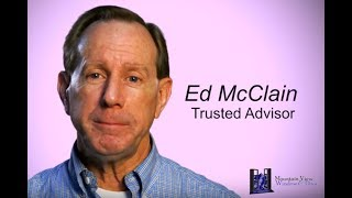 Mountain View Window & Door Employee Testimonial - Trusted Advisor, Ed McClain
