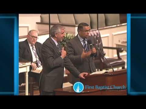 Servicio Combinado Especial - Pastor John Wilkerson 09/25/16 Domingo PM