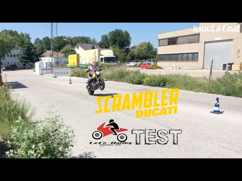 Ducati Scrambler La-Ce.at - Test