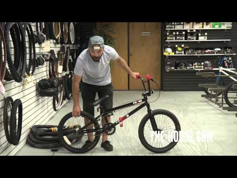 2013 Framed Forge BMX Bike Review – The-House.com