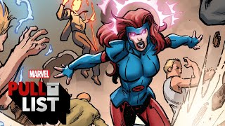 Does Iceman sweat? and other UNCANNY X-MEN questions answered! | Marvel's Pull List