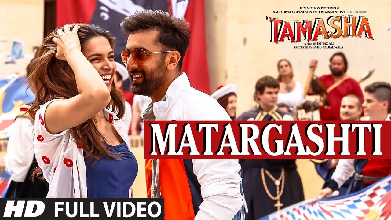 Matargashti Hindi lyrics