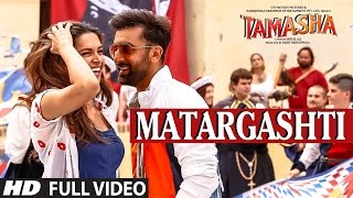 MATARGASHTI Full VIDEO Song | TAMASHA Songs 2015 | Ranbir Kapoor, Deepika Padukone | T Series