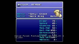 Final Fantasy VI #10