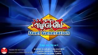 download yu gi oh duel generation apk + obb
